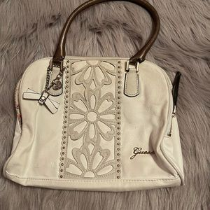 Guess vegan leather purse